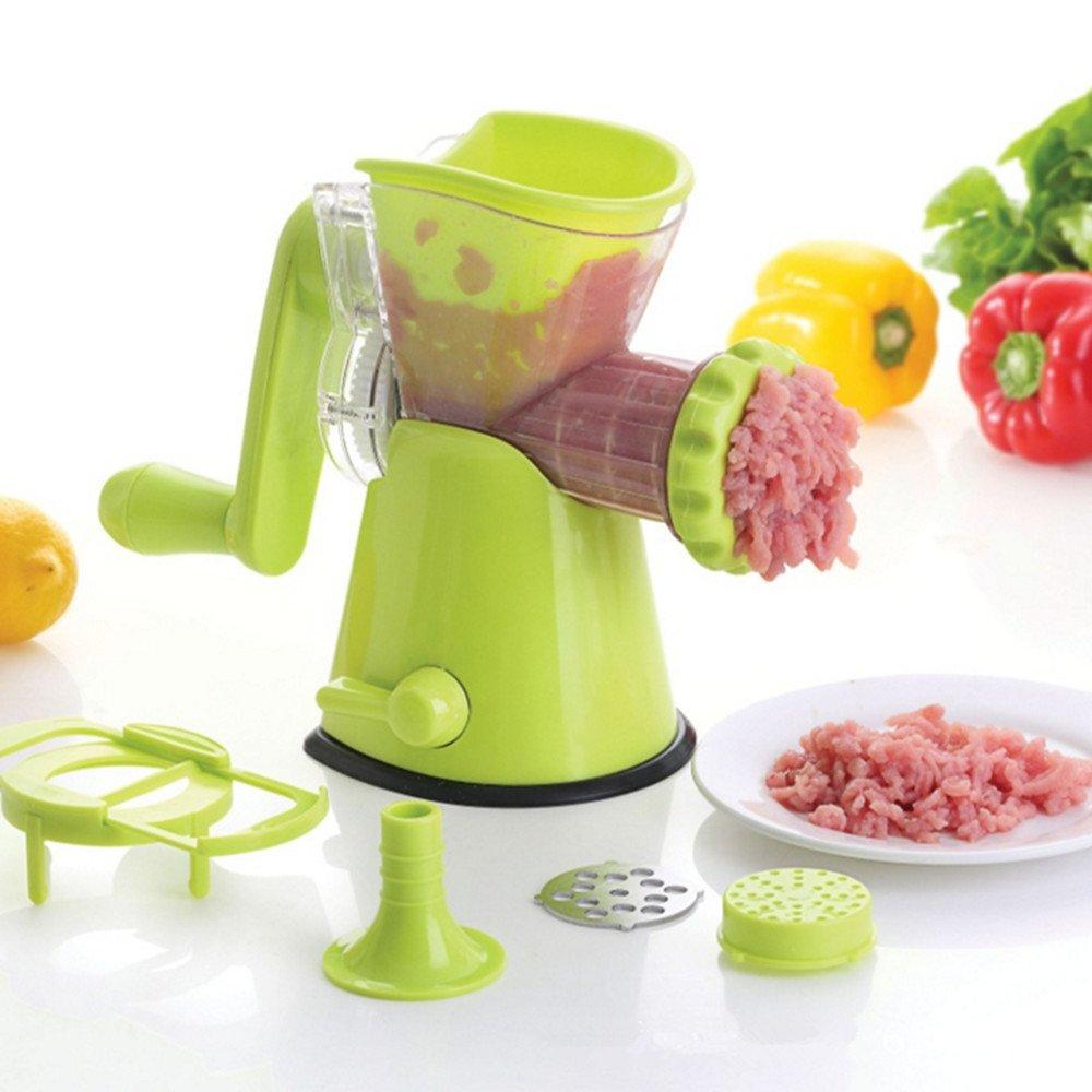 KitchenNinja Multifuncional Máquina de Picar Carne Picadora de Carne y Fideos y