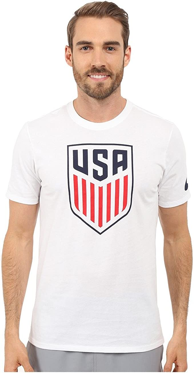 Nike Mens USA Crest Tee