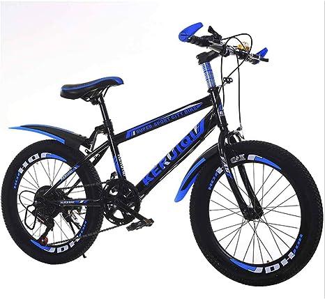 MUYU Bicicleta De Montaña De 20 (24) Pulgadas MTB para Hombre 20 Velocidades: Amazon.es: Deportes y aire libre
