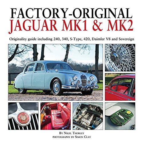 original jaguar e type - 7