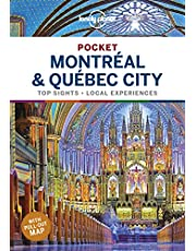 Lonely Planet Pocket Montreal & Quebec City 1 1st Ed.