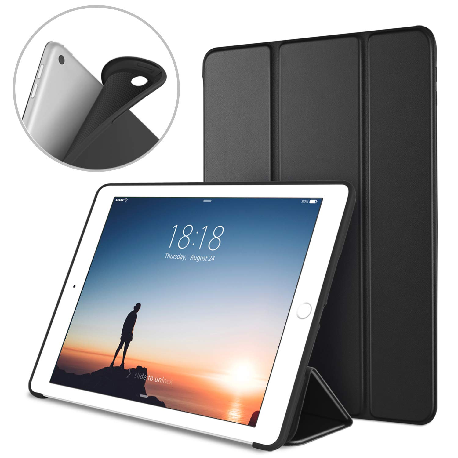 d206179823b DTTO New iPad Case 9.7 Inch 2018 2017