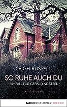 So Ruhe Auch Du: Ein Fall Für Geraldine Steel (di-steel-reihe 2) (german Edition)