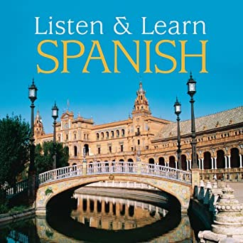 Amazon com: Listen & Learn Spanish (Audible Audio Edition): Dover