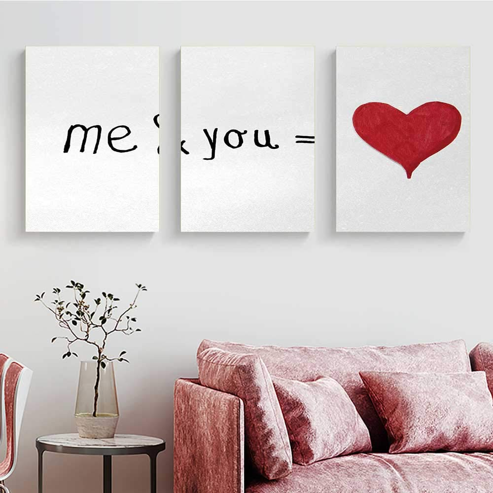 Amazon com: J Chief Sky Love Landscape Canvas Me and You