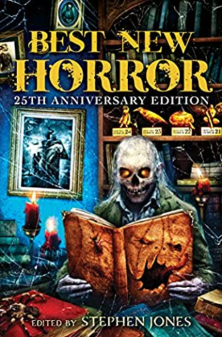 book cover of Best New Horror