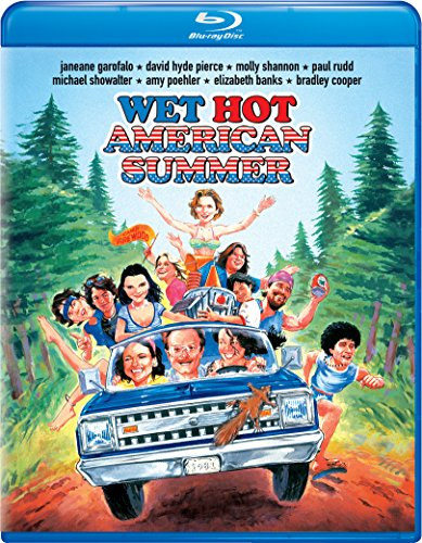 Wet Hot American Summer [Blu-ray] ()