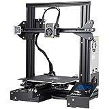 Comgrow【Ender-3X】3Dプリンター DIY キット 未組立 高精度印刷 停電回復機能 組立簡単 最大印刷サイズ 220 * 220 * 250mm 日本語組立取扱説明書対応 【工場直販】