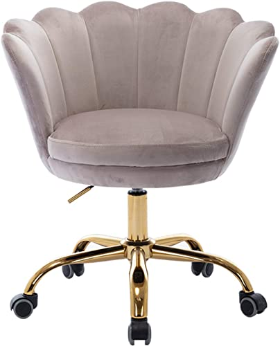 Upholstered Lotus Office Chair