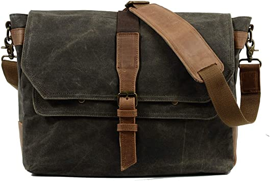 Bolso de marca para hombre, bolso de mensajero impermeable