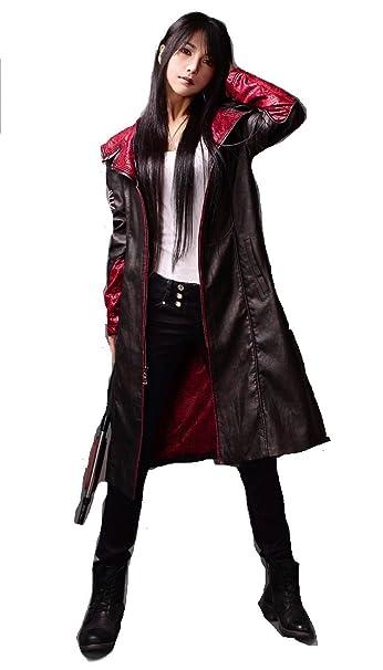 DMC Juego Devil May Cry 5 Dante Chaqueta de Cosplay disfraz ...