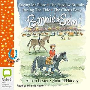 Bonnie & Sam (Books 1-4) Audiobook