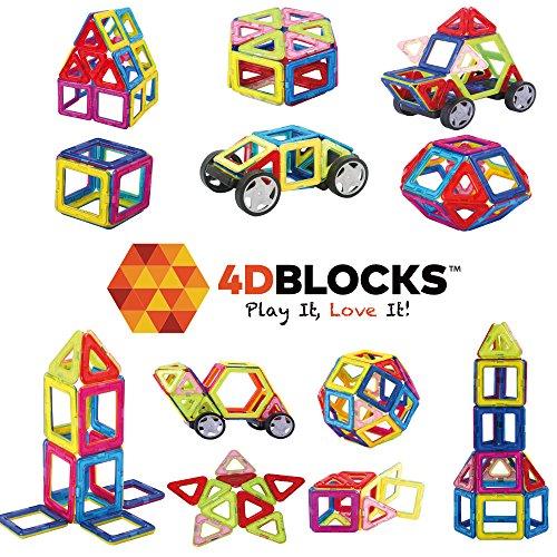 4DBlocks - Play it , Love it! - Magnetic Buildi...