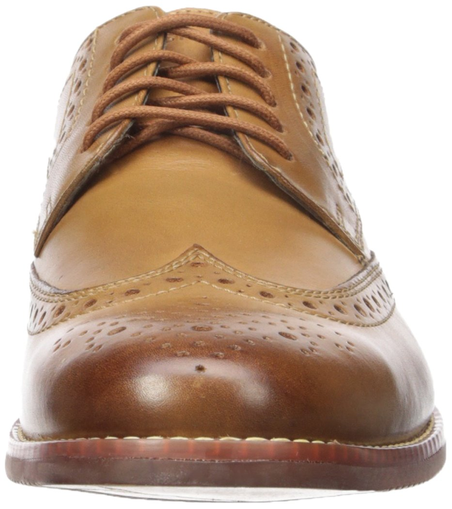 Rockport Men's Style Purpose Wing Tip Tan- 6.5 2w Us-6.5 W by Rockport (Image #4)