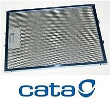 REPUESTOELECTRO-Filtro METALICO ANTIGRASA Campana EXTRACTORA CATA 32 x 25,9 cm: Amazon.es: Hogar