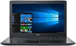 Acer Aspire17.3 Inch Full HD Laptop, 7th Intel Core i5-7200U 2.5GHz, 8GB DDR4 RAM, 256GB SSD, NVIDIA GeForce 940MX with 2GB GDDR5, 802.11ac, Bluetooth, HDMI, HD Webcam, Windows 10