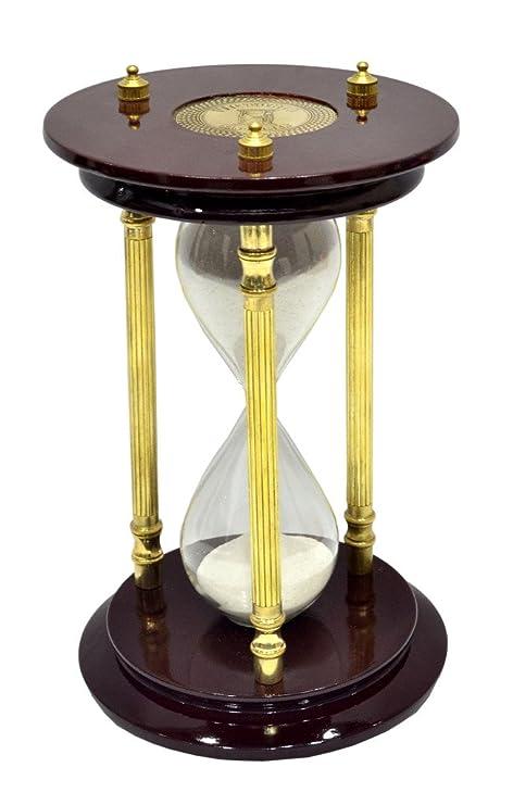 Latón náutico comprar Reloj de arena huevo cocina de reloj de arena reloj de arena reloj