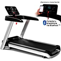 CENTURFIT Caminadora Electrica Motor 2hp Gym Profesional Bluetooth Smart Fitness Casa