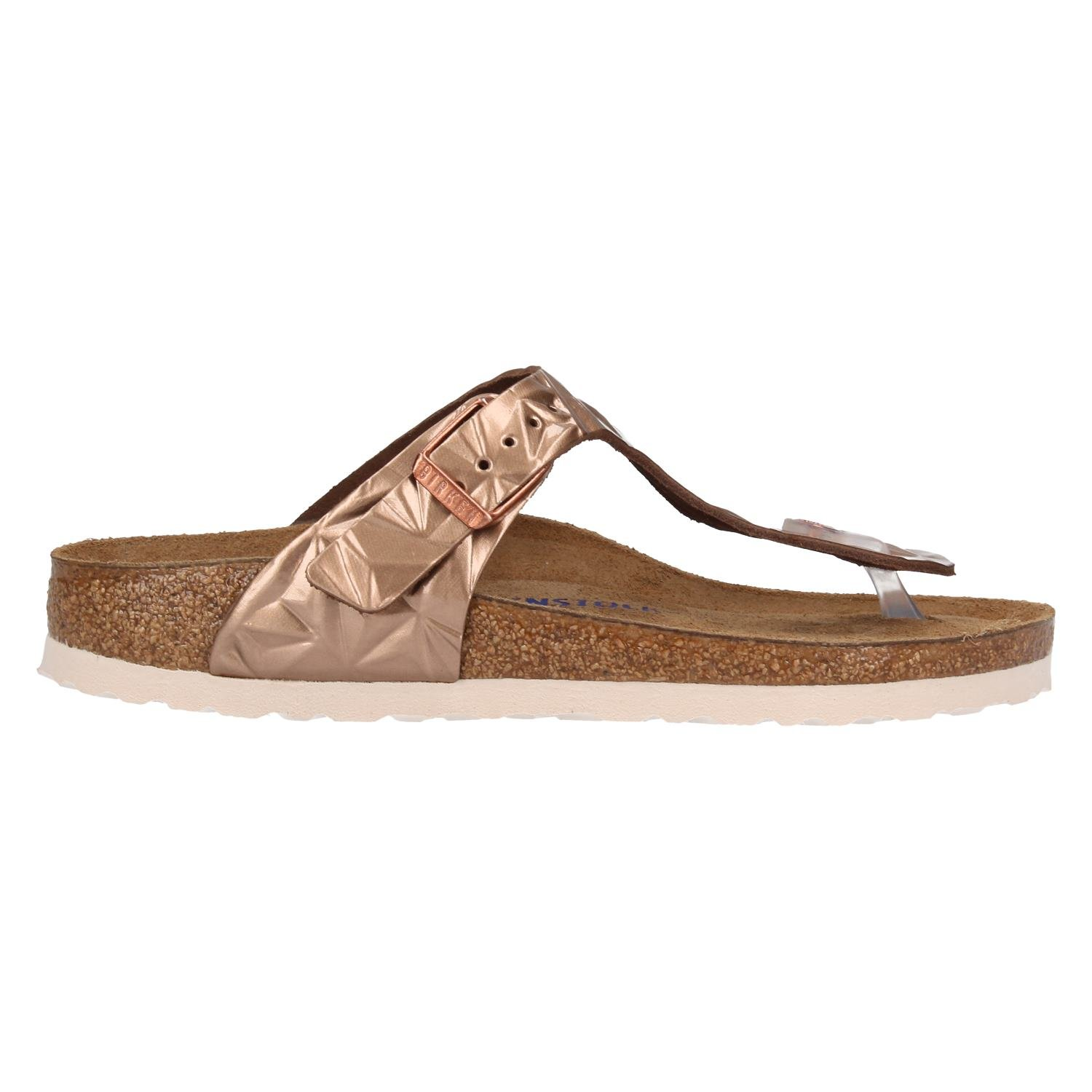 BIRKENSTOCK Gizeh Thong Sandale 1008472 Spectral 38 Gold qwil60