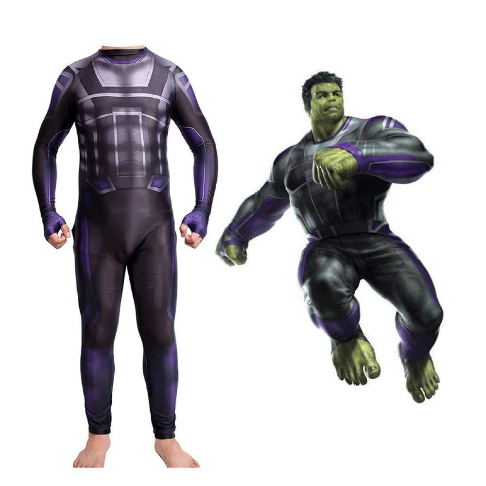 KYOKIM NiñO Adulto Avengers Hulk Ropa Cosplay Vestido ...