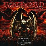 Bathory: In Memory Of Quorthon Vol.2 (Audio CD)