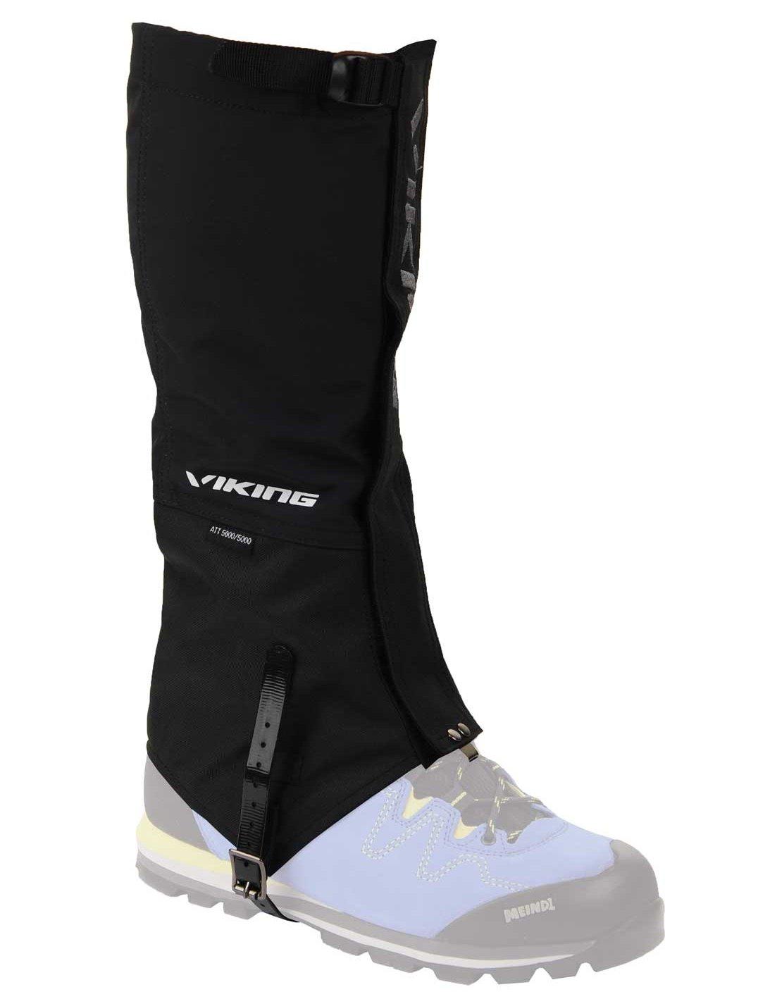 viking Ghette da Donna E da Uomo Protezione dalla Pioggia E dalla Neve Alto - Ideali per Outdoor E Trekking, Molto Robuste - 7404 Larix
