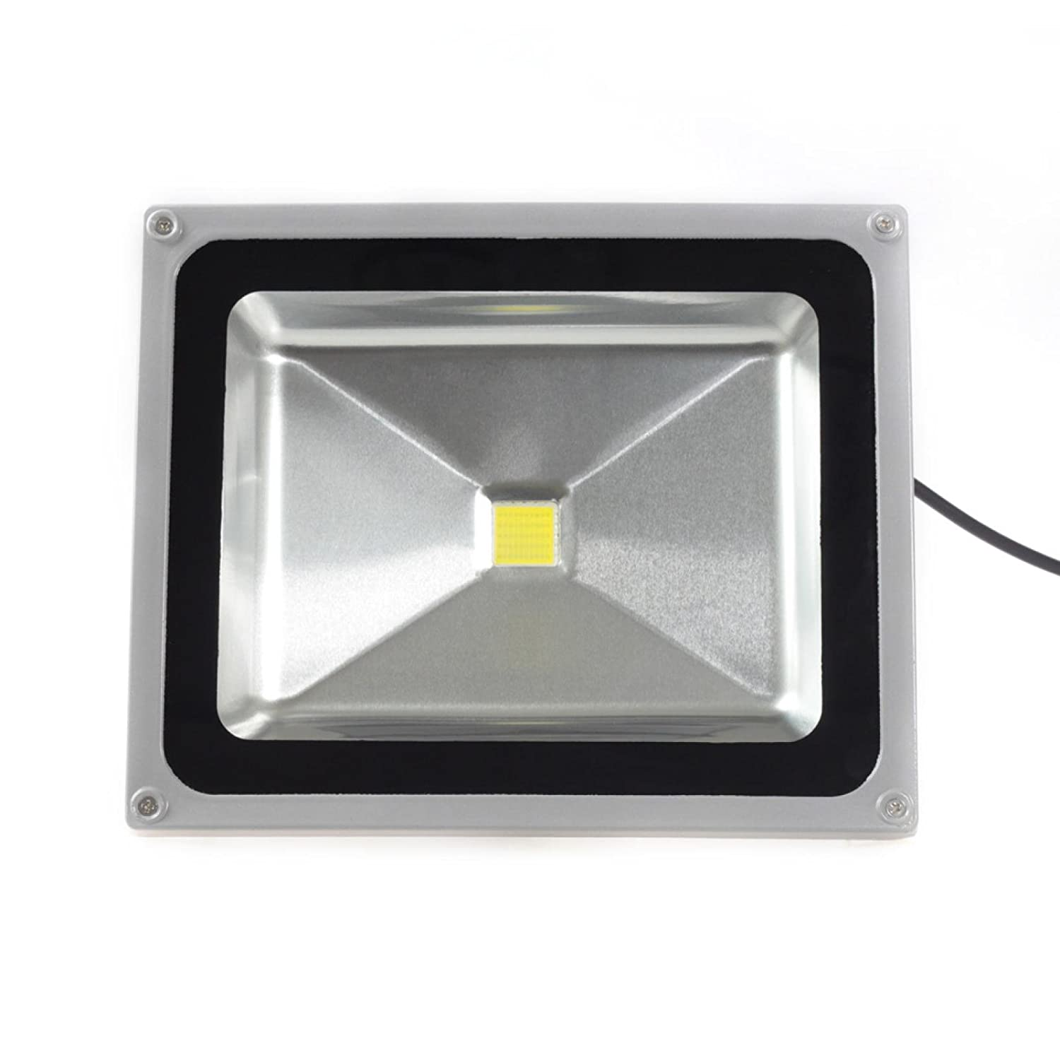 50W LED Spotlight Flood Light High Power Outdoor Wall Cool White
