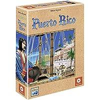 Asmodée PURI01 - Jeu de Stratégie - Puerto Rico