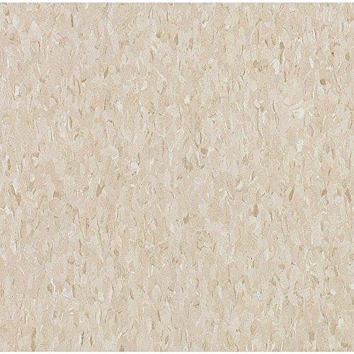 Armstrong Standard Excelon Imperial Texture VCT 12 in. x 12 in. Vinyl Composition Tile Pebble Tan Vinyl Tile (45 sq. ft. / case)