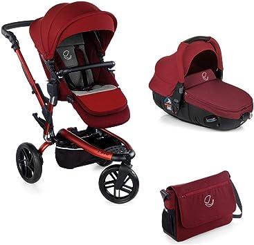 Jané Trider - Cochecito de bebe 2 piezas, silla de paseo de 3 ...
