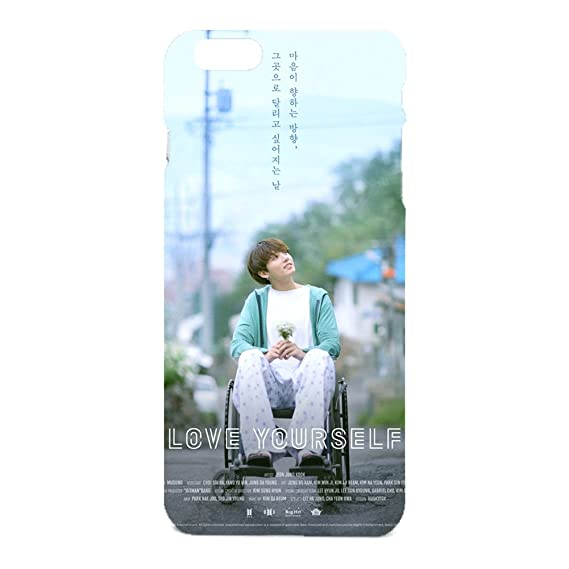 quality design 358b3 a41ae Bosunshine BTS [Love Yourself 承 'HER' ] iPhone 6/6s/6P/6sP Case Protection  for Apple iPhone (jungkook, iPhone6/6S)
