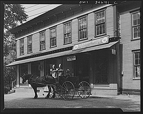 1943 Photo Gaysville, Vermont Location: Gaysville, Vermont, Windsor ()