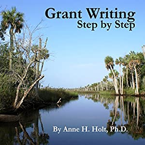 Grant Writing Step by Step Audiobook