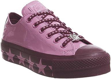 Converse - Zapatillas con plataforma para mujer Miley Cyrus Chuck Taylor All Star