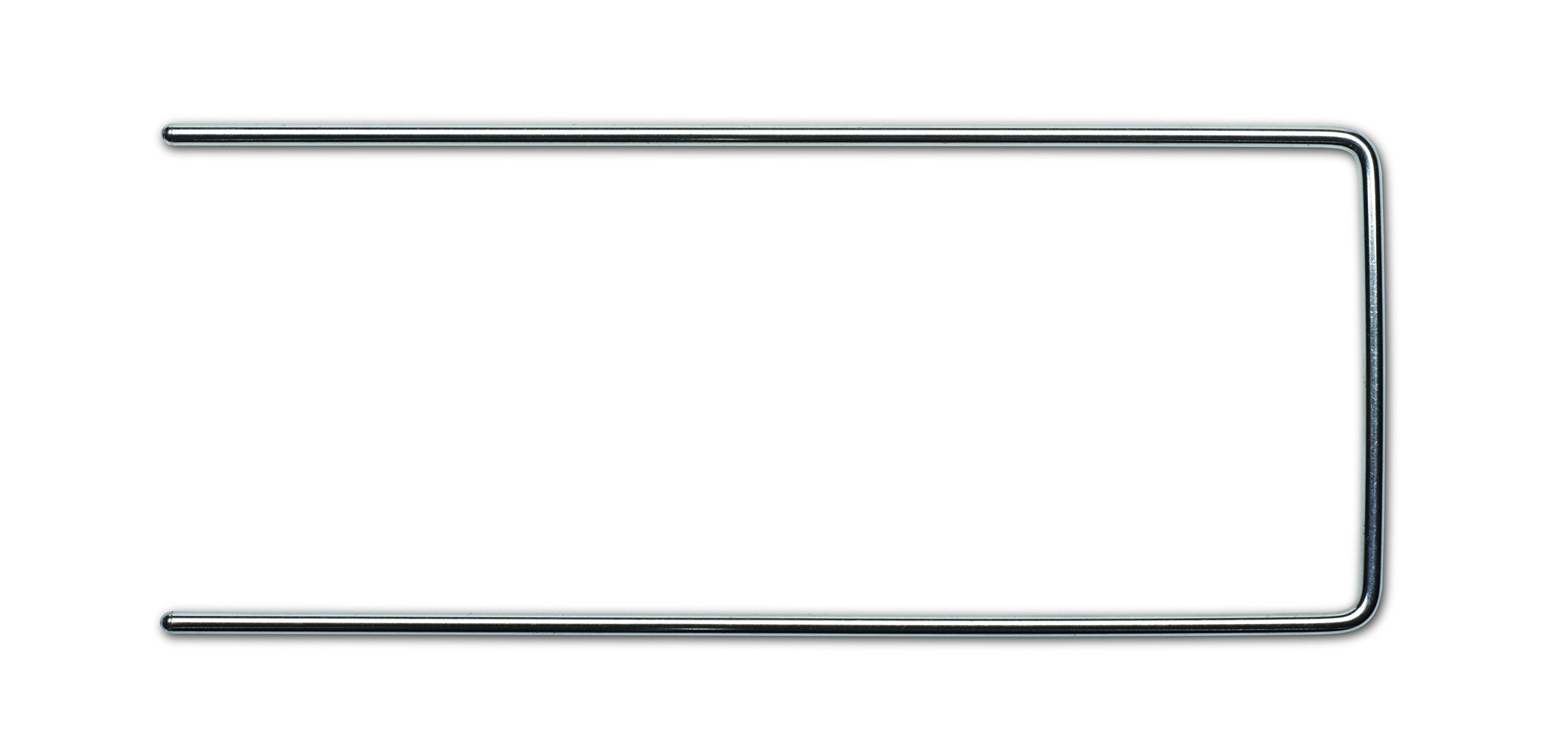 Key Surgical IS-55512 Instrument Stringer, U-Shaped, Stainless Steel, 12'' x 5.5''