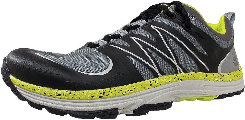 Topo Athletic MT Trail Tenis para Correr, para Hombre, Multi (Gris/Verde), 43 EU: Amazon.es: Zapatos y complementos