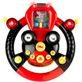 Motor Town - Volante de actividades infantil (ColorBaby 44179)