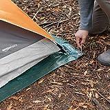 Amazon Basics Waterproof Camping Tarp - 8 x 10