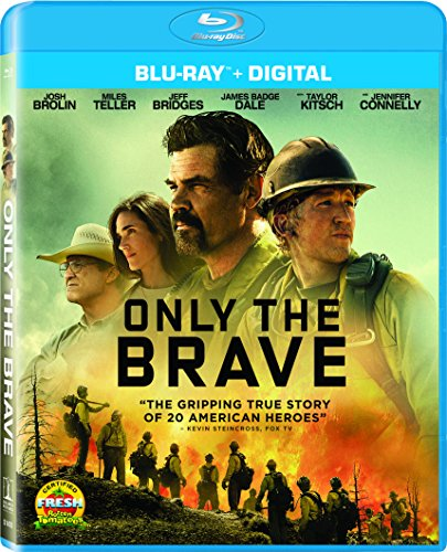 Amazon Com Only The Brave  Blu Ray Anmcdowell Alex Russell Scott Haze Thad Luckinbill Josh Brolin Jeff Bridges Jennifer Connelly