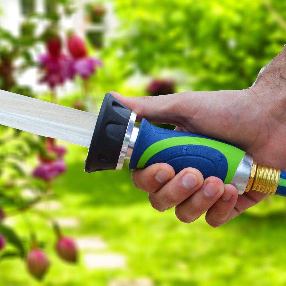 Garden Hose Nozzle Household Car Laundry Spray Gun Portable High Flow Garden Irrigation And Irrigation High Pressure Fire Extinguishing System Garden Irrigation Tool Baumarkt