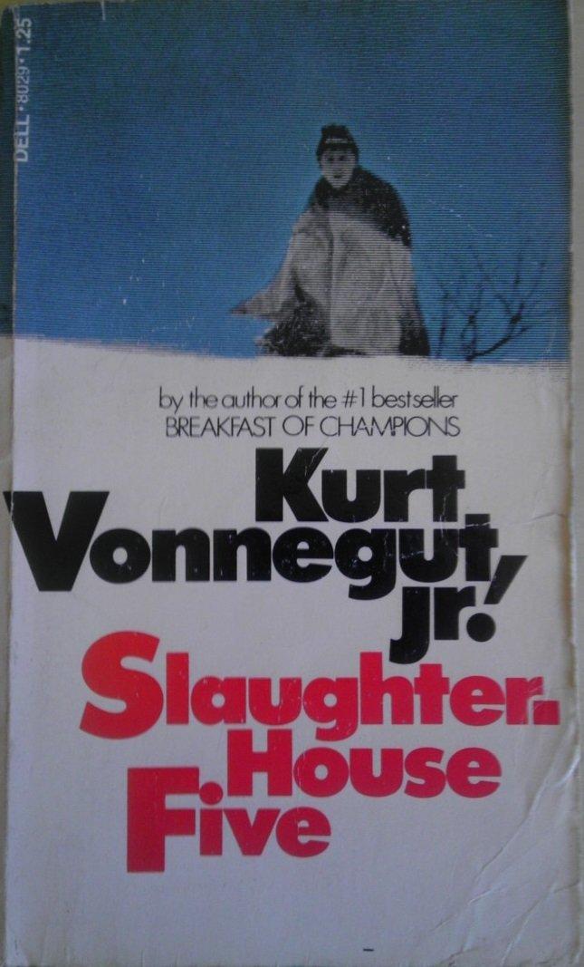 SLAUGHTERHOUSE-FIVE OR THE CHILDREN'S CRUSADE: A Duty Dance with Death, Vonnegut, Kurt, Jr.