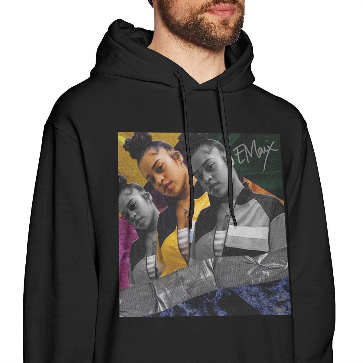 SKFUKS Mens Hoodie Sweatshirt Inquisitor-Master Sweater Black