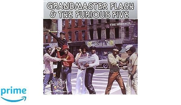 Message : Grandmaster Flash, The Furiou: Amazon.es: Música