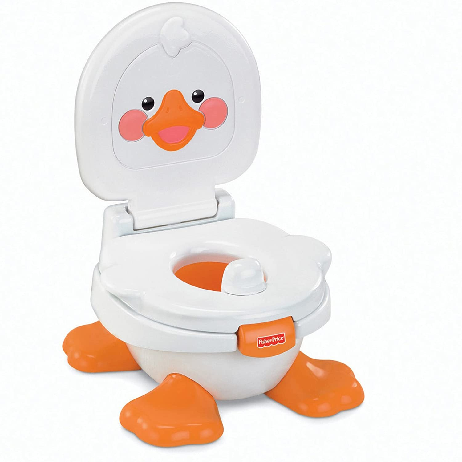 Fisher-Price Ducky Fun 3-in-1 Potty Amazonca/FISNE T4255 124_T4255