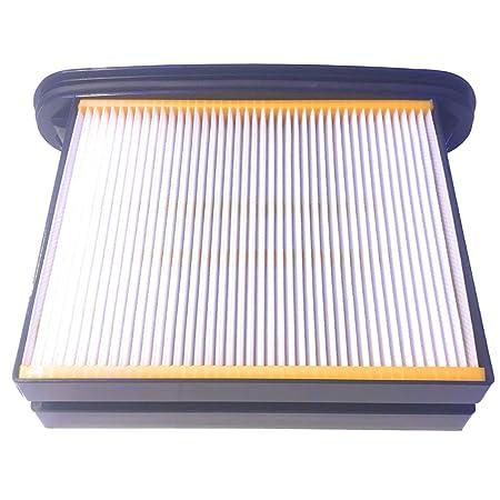 FILTRO lavabile filtro a pieghe adatto per STARMIX is ard-1225