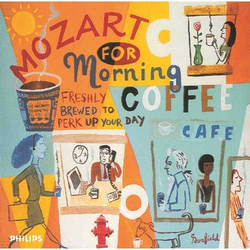 Mozart Morning Coffee Various artists