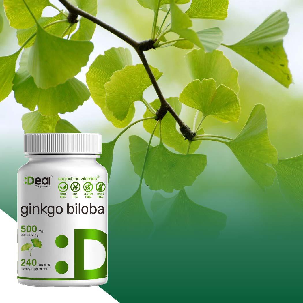 Vitamins Ginkgo Biloba