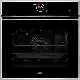 TEKA Einbau-Backofen IOVEN / Energieklasse A+ / 71 L / TFT-Touch-Display / 18 Beheizungsarten / persönlicher Kochassistent / HydroClean PRO-Reinigungsfunktion