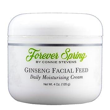 facial feed Ginseng