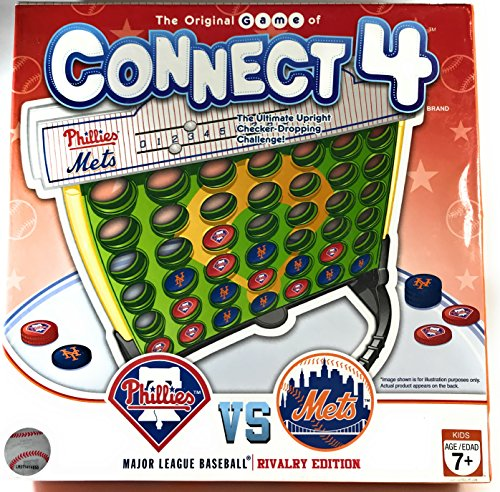 Phillies Stadium Philadelphia (The Original Game of Connect 4: Phillies Vs Mets (Major League Baseball: Rivalry Edition))